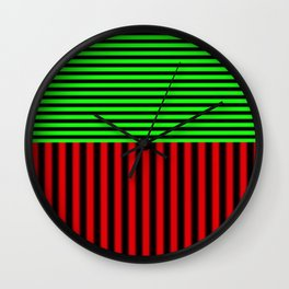 test 2 Wall Clock