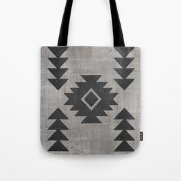 Aztec Tribal Tote Bag