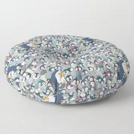 Baby Penguin Pattern Floor Pillow