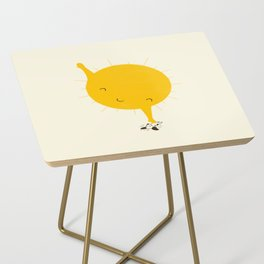 Belly Rub Side Table