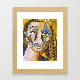 Charles Framed Art Print