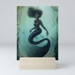 Siren Rising Mini Art Print