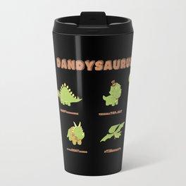 DANDYSAURUS - Dark Version Travel Mug