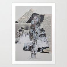 mamasita Art Print