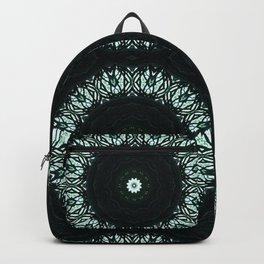 Tree mandala x Backpack