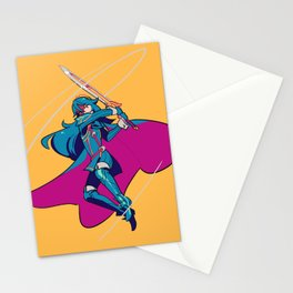 Critical Hit Stationery Cards