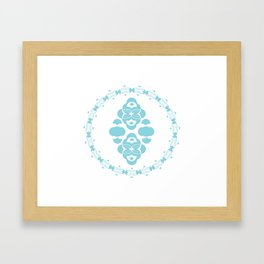 Domino II Framed Art Print