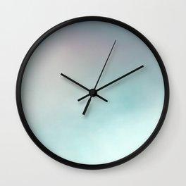 in dreams II Wall Clock