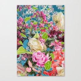 Color Garden Canvas Print