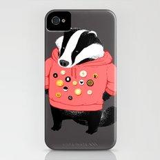 Badgest Slim Case iPhone (4, 4s)