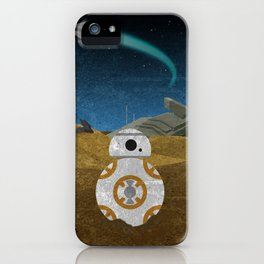 Jakku iPhone Case
