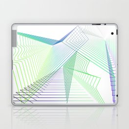 Geometric fantasy Laptop & iPad Skin