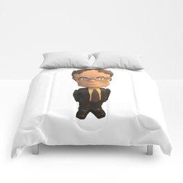 Dwight BobbleHead Comforters