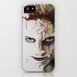 54378 iPhone Case
