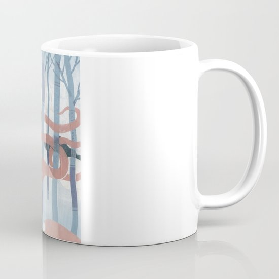 Snakes in the Forest Mug