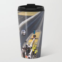 Black Top Travel Mug
