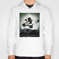 halo Hoodies featuring Halo Kid by Andy Fairhurst Art