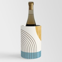 Sunny ocean Wine Chiller