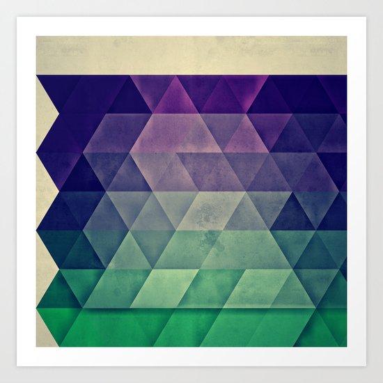 WYTR_CLYR Art Print