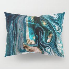 Abstract Melt VIII Pillow Sham