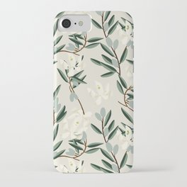 OLIVE BLOOM iPhone Case