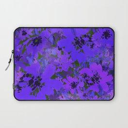 Heavenly Blue Garden Laptop Sleeve