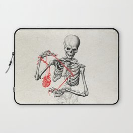 I need a heart to feel complete Laptop Sleeve