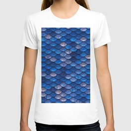 Blue Penny Scales T-shirt