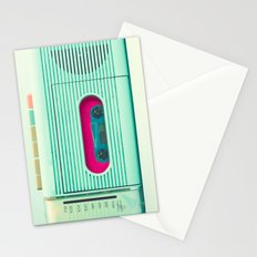 Radio Days  Stationery Cards