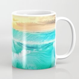 Light in a storm Coffee Mug