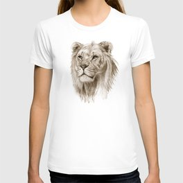 A Lion :: Without Pride T-shirt