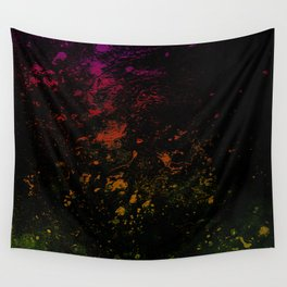 Conquer the Dark Wall Tapestry