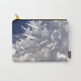 Cloud of ice crystals Carry-All Pouch