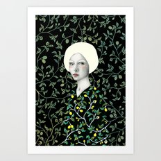 Ethel Art Print