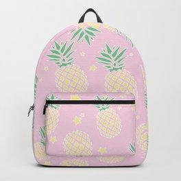 My Pineapple Pink Backpack