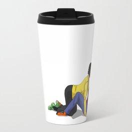 Abra & Trish Travel Mug