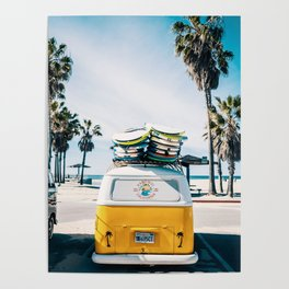 Surf life Poster