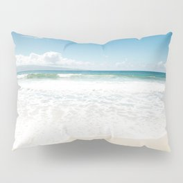 The Voice of Water Pillow Sham