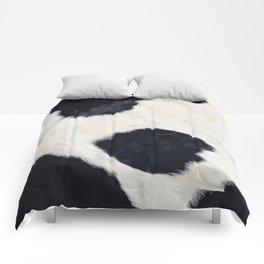 Cow Skin Comforters