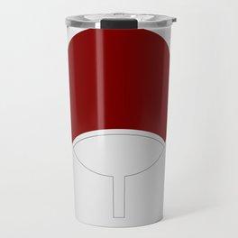 NARUTO: Uchiha Sasuke 疾風伝 Travel Mug