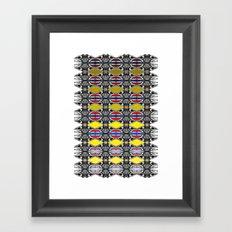 S&B2 D Framed Art Print