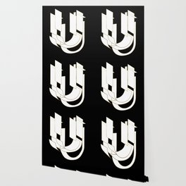 Beautiful Armor Letter U Wallpaper