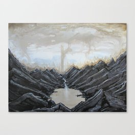 Raiment of Dusk Canvas Print