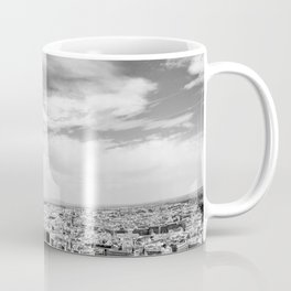 Budapest from the hill Coffee Mug