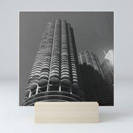 Marina Towers, Chicago Mini Art Print