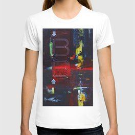 At The Bar And Bistro 3 by Kathy Morton Stanion T-shirt
