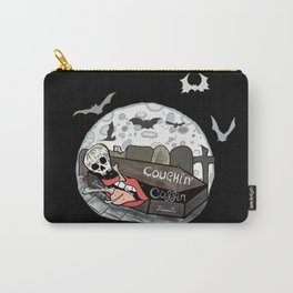 Coughin' Coffin  Carry-All Pouch