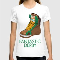 sneakers T-shirts featuring Horse Sneakers by TurkeysDesign