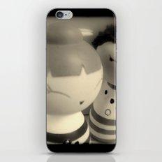 Sweet on Stripes iPhone & iPod Skin