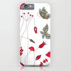 Tatemae Japanese White iPhone 6s Slim Case